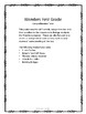 Wonders Unit 5 Comprehension Tests- First Grade