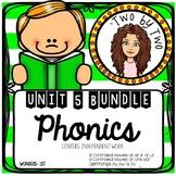 Wonders Unit 5 Phonics Bundle