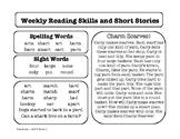 Wonders Unit 5 Reading Homework