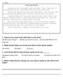 Wonders Unit 5 Week 1 Assessment