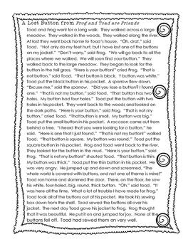 Wonders Unit 5 Week 1  First Grade Homework Packet