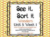 Wonders Unit 5 Week 1: /ar/