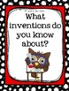 1st Grade Wonders (2014) Unit 5 Week 3  Great Inventions