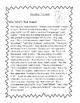 Wonders Unit 5 Week 4 First Grade Homework Packet