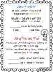 1st Grade Wonders Unit 5 Week 4 Grammar Chart, Activity, and Assessment