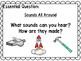 Wonders Unit 5 Week 4 Power Point Sounds All Around First Grade