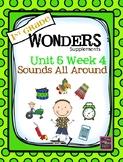 1st Grade Wonders (2014) Unit 5 Week 4  Sounds All Around