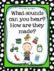 1st Grade Wonders (2014) Unit 5 Week 4  Sounds All Around