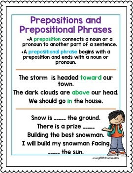 1st Grade Wonders Unit 5 Week 5 Grammar Charts and Assessments