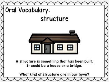 Wonders Unit 5 Week 5 PowerPoint How do things get built? First Grade