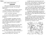 Wonders Unit 5 week 2 assessment