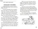 Wonders Unit 5 week 5 assessment