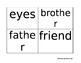 Wonders Unit 6 Sight Words (First Grade)