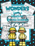 """Wonders Unit 6- """"Weather for all Seasons""""  Activities and Extensions by KL"""