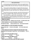 Wonders Unit 6 Week 1 Assessment