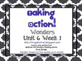 Wonders Unit 6 Week 1: variant vowel /u/ oo, ew, ui, ue