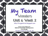 Wonders Unit 6 Week 2: variant vowel /o/ aw, au, al