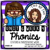 Wonders Unit 6 Week 4 Phonics: Three-Letter Blends: scr, s