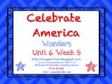 Wonders Unit 6 Week 5: Celebrate America (air, are, ear)