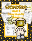 """Wonders Unit 8- """"From Here to There"""" Activities and Extens"""