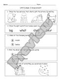 Wonders Unit 8, Week 3 Assessment