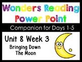 Wonders Unit 8 Week 3 Kindergarten Power Point. Bringing Down the Moon