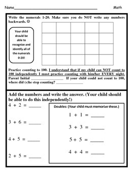 Wonders Unit 8 Week 3 Reading/Math Homework (Bringing Down the Moon)