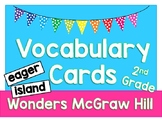 Wonders Vocabulary Cards