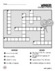 Wonders Vocabulary Crossword Puzzles 2nd Grade