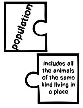 Wonders Vocabulary ~ Puzzle Words~Unit 2 Week 4
