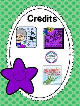 Wonders Vocabulary ~ Puzzle Words~Unit 4 Week 4