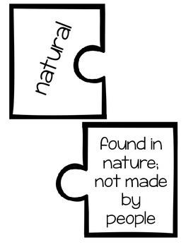 Wonders Vocabulary ~ Puzzle Words~Unit 5 Week 5