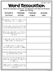 Wonders Vocabulary: Fourth Grade Unit 1, Week 1