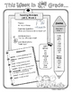 Wonders Weekly Information Sheets - UNIT 2