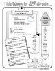 Wonders Weekly Information Sheets - UNIT 5