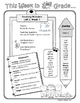 Wonders Weekly Information Sheets - YEAR LONG BUNDLE!
