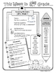 Wonders Weekly Inofrmation Sheets - UNIT 6