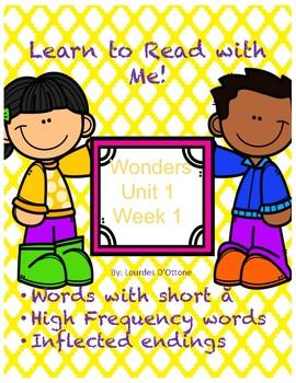 Wonders Weekly Review: Unit 1 Week 1