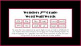 Wonders Word Wall (2nd Grade)