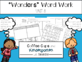 Wonders Word Work Unit Eight (NO PREP!)