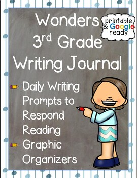 Wonders 3rd Grade: Writing Journal Unit 2