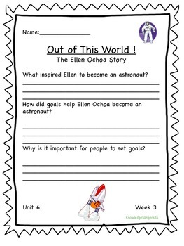 Wonders: 3rd Grade PLUS Bulletin Board Clip Art: Unit 6 Essential Questions