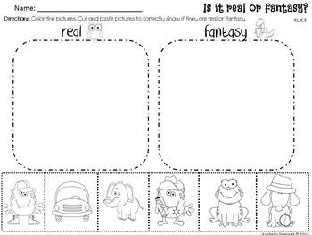 Wonders Reading for Kindergarten: Unit 1 Week 2 Extension Activities