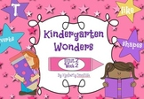 Wonders Reading for Kindergarten: Unit 2 Week 2 Extension Activities