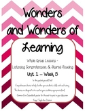 Wonders of Learning - Unit 1, Week 5 - Reading Comprehension