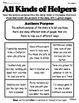 Wonders of Learning - Unit 6, Week 2 - Reading Comprehension