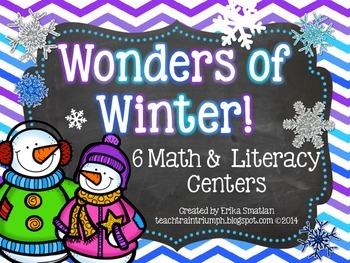 Wonders of Winter {6 Centers for January}