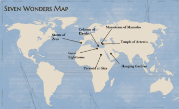 Wonders of the Ancient World Presentation