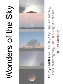 Wonders of the Sky Study Guides