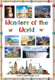 Wonders of the World. Distance Learning. Google Classroom.